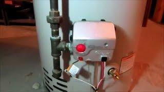 PLUMBING TIPS: 50 gallon natural gas water heater replacement