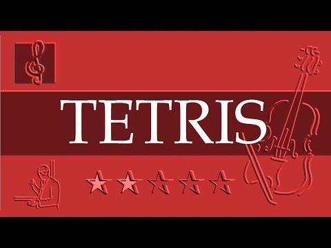 Violin Notes Tutorial - Korobeiniki - Theme A - Tetris (Sheet music - Guitar chords)