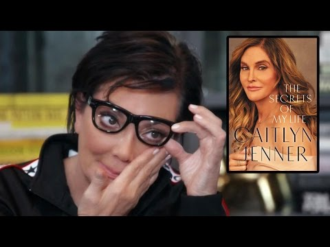 KUWTK: Kris Jenner Cries Over Caitlyns Memoir: I Choose to Be the Bigger Person