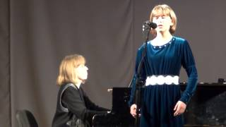 "M. Tariverdiev ""Small Prince"" Maria Prasolova"