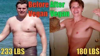 Raw Vegan Weight Loss Transformation | Gabe Smith aka MC Fructose