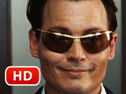 The Rum Diary (2011) - Official Trailer [HD]