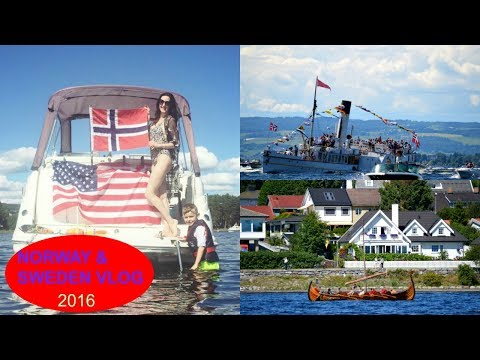 Norway and Sweden Travel diary
