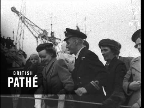 'formidable' Comes Home (1946)