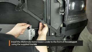 homepage tile video photo for 2015-2016/2017-2019 Chevrolet/GMC 6.6L Duramax Transmission Cooler Installation Guide by Mishimoto