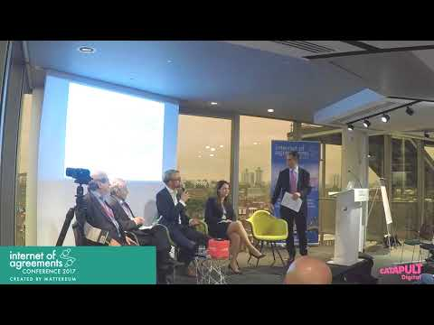 Legal Panel - Internet of Agreements conference