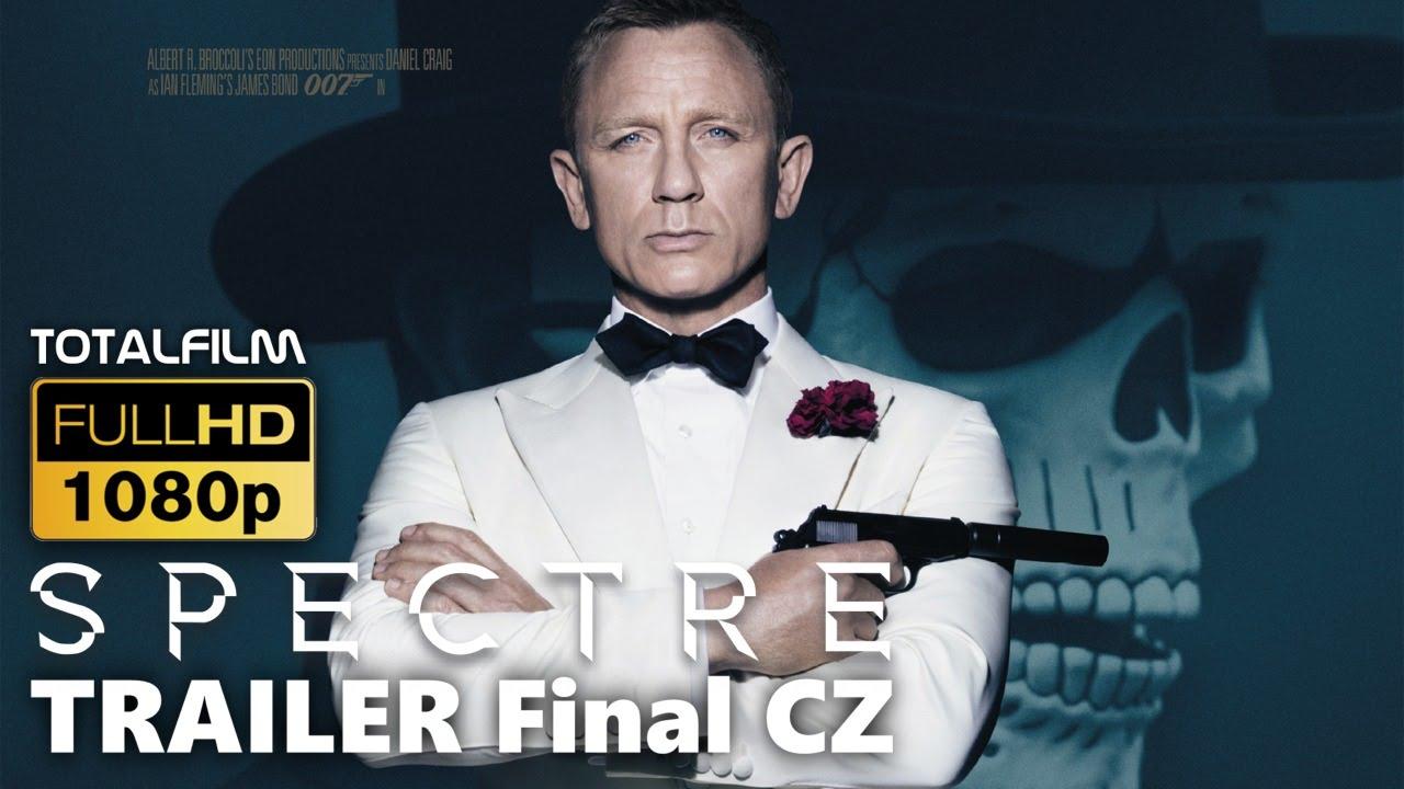 Spectre (2015) finální CZ HD trailer