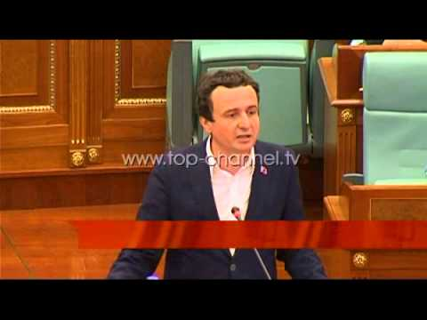 Përballje Thaçi-Haradinaj në Kuvend - Top Channel Albania - News - Lajme