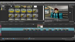 Tutorial how to Blur on ur Roblox Stop Motion