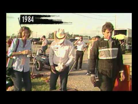 1984 Tony George Pro Racing Debut