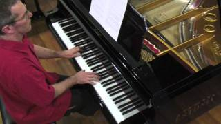 Philip Glass  'Truman Sleeps' - Paul Barton, piano