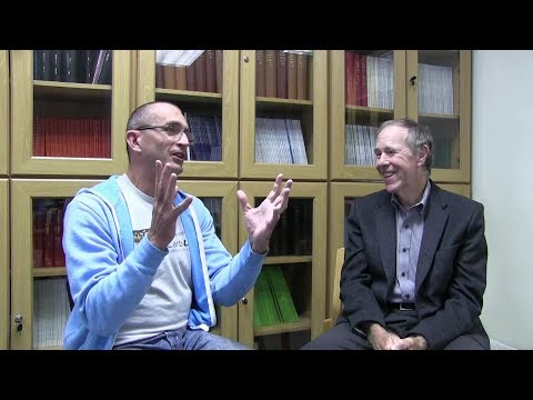 Chat with Prof. Tim Noakes in Newlands