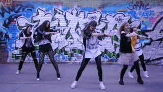 f x nu abo dance cover by blow team