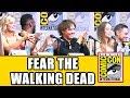 FEAR THE WALKING DEAD Comic Con 2017 Panel - News, Season 3 & Highlights