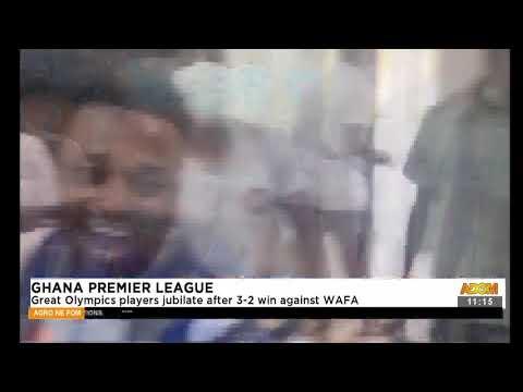 Agoro Ne Fom on Adom TV (8-4-21)