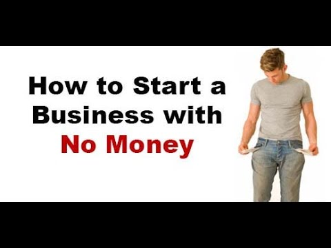 How To Start a Business with No Money Internet Marketing Digital Marketing Agency online marketing