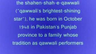 Nusrat Fateh Ali Khan - Sajna Tere Bina .wmv