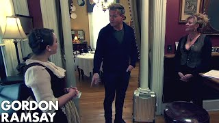 Owner Forces Staff To Buy $300 Uniforms! | Hotel Hell