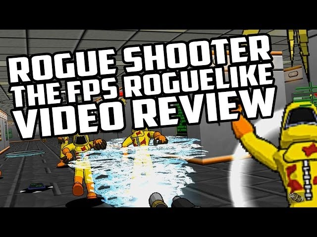Rogue Shooter: The FPS Roguelike Review PC Game Review