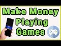 Make Money By Playing Mobile Games And Have Fun(3 Apps)