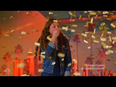 ALL GOLDEN BUZZER AMERICA'S GOT TALENT 2017