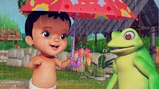 Tatir Bari Banger Chata   Bengali Rhymes for Children   Infobells