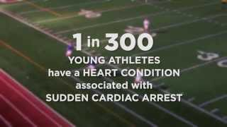 Heart. Sudden cardiac arrest in young athletes