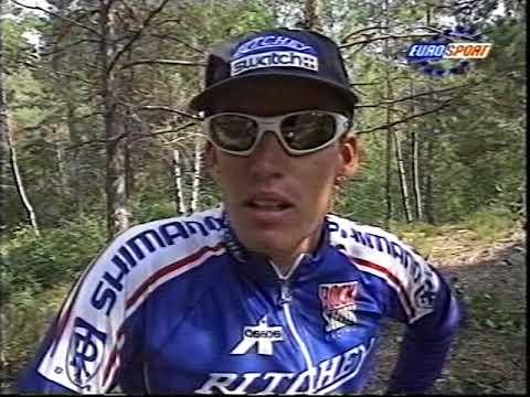 1996 Grundig World Cup Mountain Bike Cross Country, Kristiansand, Norway