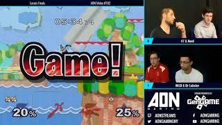 AON Melee #182 Losers Finals 47 & Nerd vs WiLD & Dr Lobster