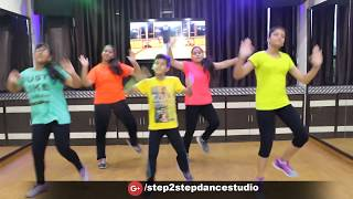 Bhangra On Song Nakhre | Jassi Gill | Choreography By Step2Step Dance Studio