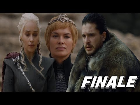 Game of Thrones Season 7 Episode 7 (Finale): Spoiler Review, Top Moments, Breakdown, Easter Egg!!!