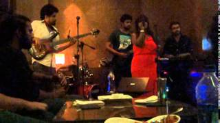 Kavita Thomas - Cover of Jose James' Sword + gun