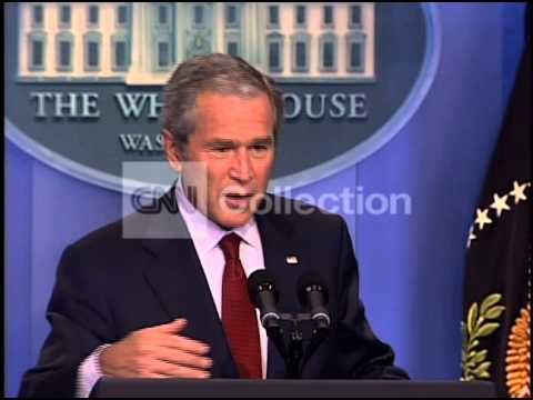 BUSH/AL-QAEDA STRENGTH