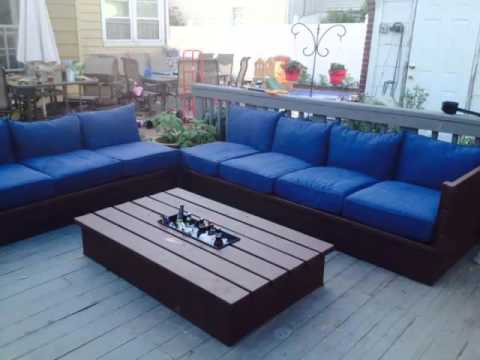 Pallet Sectional Sofa Diy Pictures Of Pallet Furniture