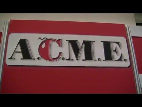 Lo stand ACME alla Fiera di Norimberga 2016