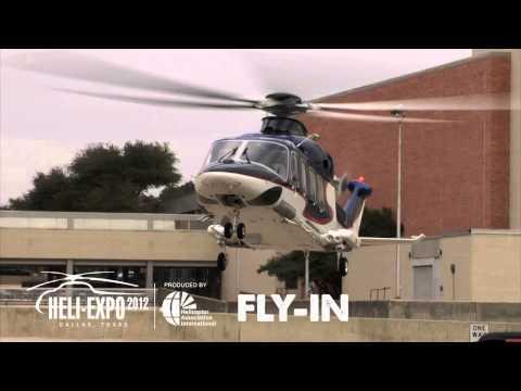 HELI-EXPO 2012 Helicopter
