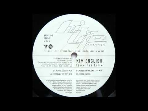 (1995) Kim English - Time For Love [David Morales Dub RMX]