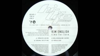 (1995) Kim English - Time For Love [David Morales Dub RMX]