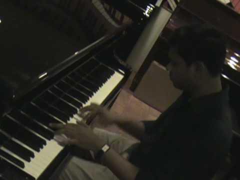 Elshaddai piano solo instrumental
