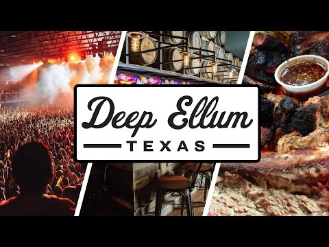 Visit Dallas- Deep Ellum | DHD Films |
