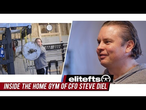 Inside the Home Gym of elitefts CFO Steve Diel | elitefts.com