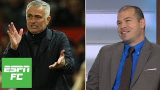 Jose Mourinho's post-match comments a new low – Moreno | ESPN FC