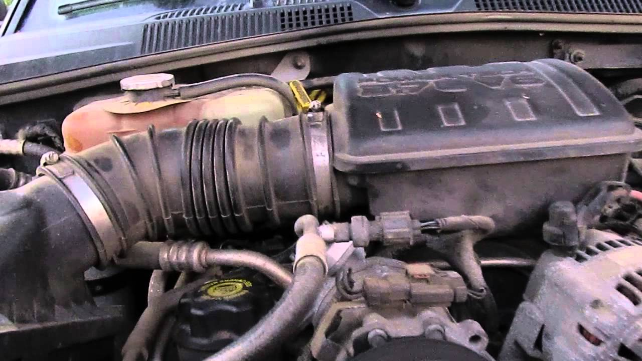 02 jeep liberty 3 7 engine noise youtube. Black Bedroom Furniture Sets. Home Design Ideas