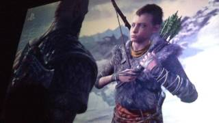 God Of War E3 Sony press conference movie theaters crowd reaction 2017