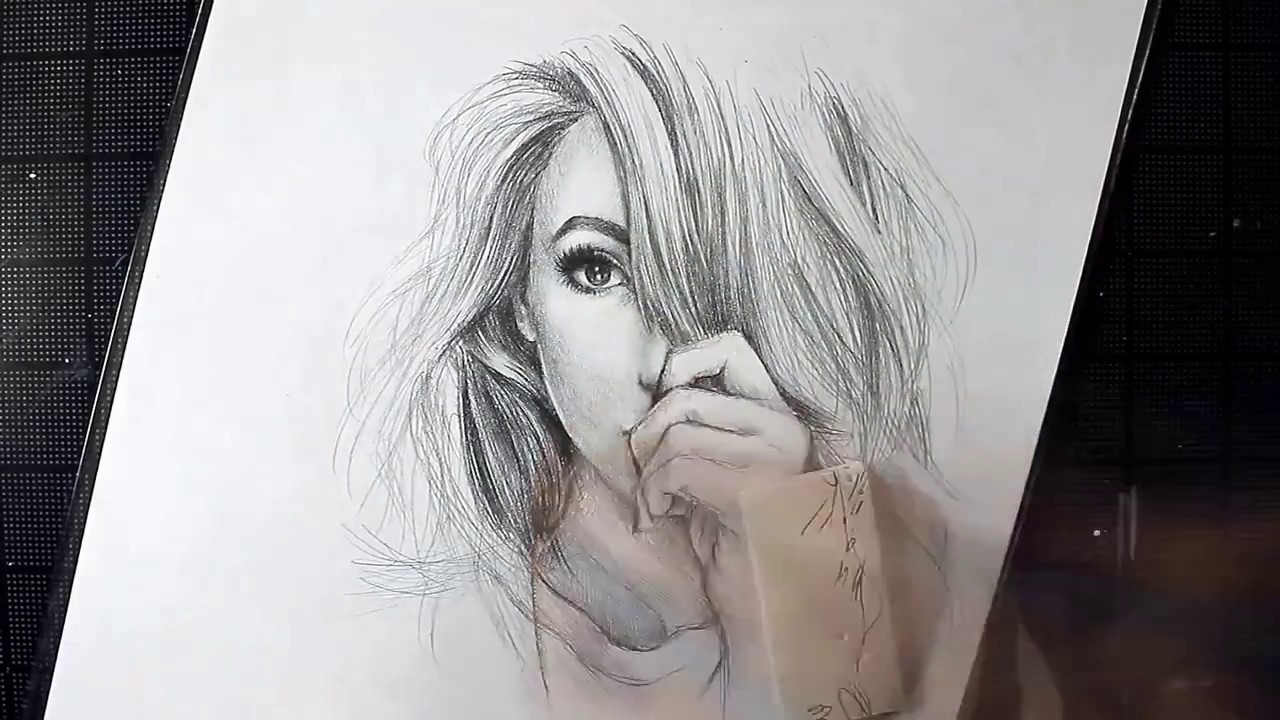 How To Draw A Realistic Face For Beginners? Realistic ...