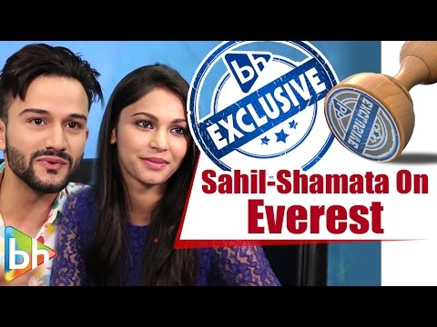 Sahil Salathia | Shamata Anchan |  EVEREST Full Interview | Marriage Prank | Heartbeats
