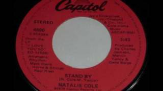 Natalie Cole - Stand by