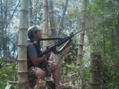 Fully Automatic M16 90Rounds in Lanao Del Sur Philippines