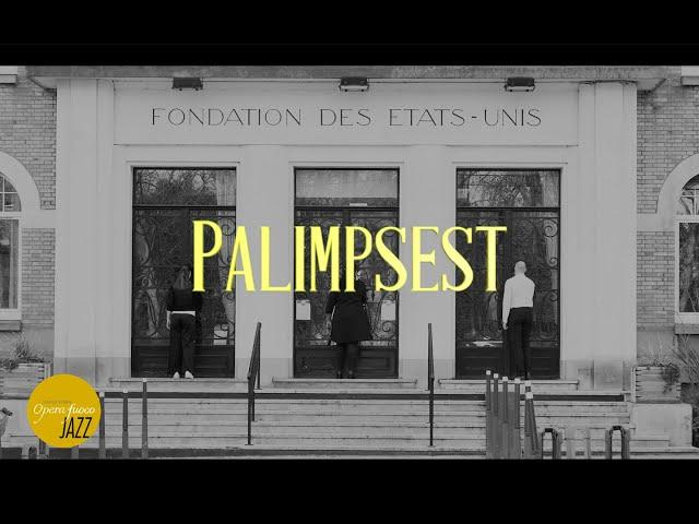 Palimpsest - Meeting of Art Song & Jazz | Fuoco Jazz
