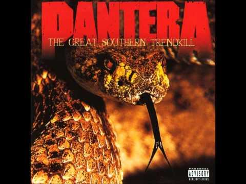 Pantera - Drag The Waters